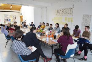 Jamboree #1: Julie McCalden - a-n blogger