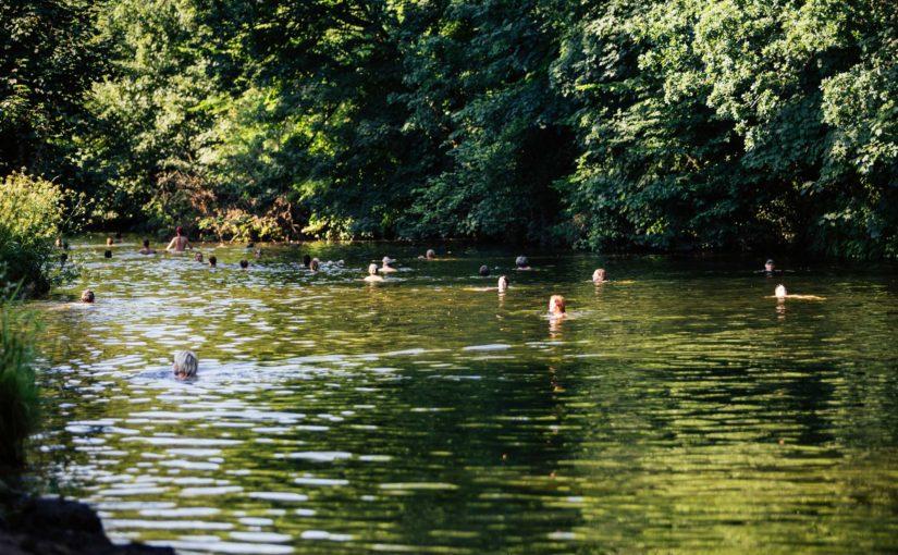 Walk & Talks: Simon Lee Dicker – Silent Swim School