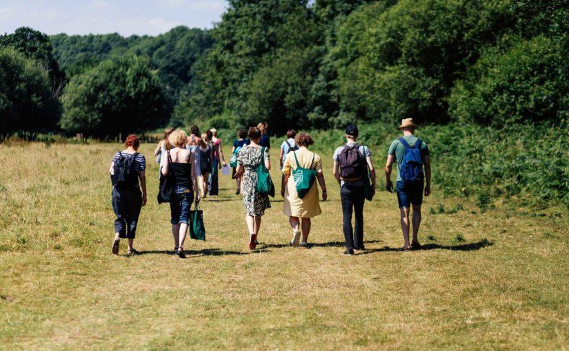 Walk & Talks: Alice White – Word Up