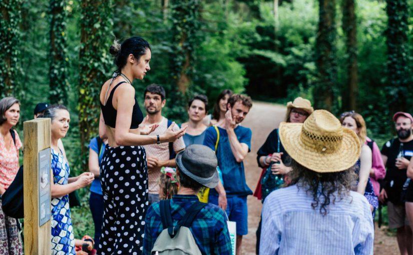Walk & Talks: Zoe Toolan – Lone/ly Wolf