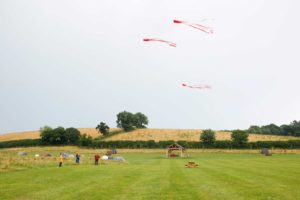 Walk & Talks: James Fergusson - Flying Kites Static