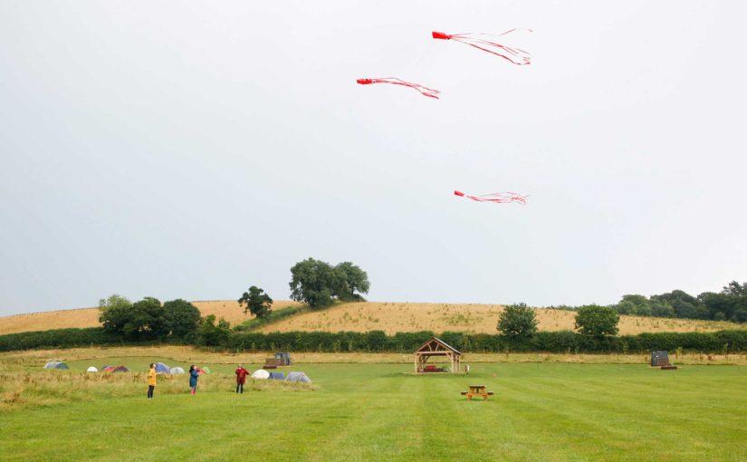 Walk & Talks: James Fergusson – Flying Kites Static